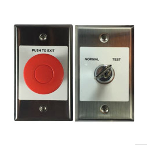 Commercial Door Opener RSX Egress Switches